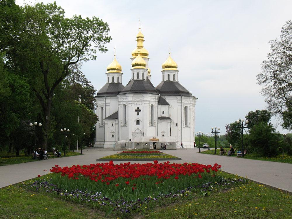 Сокровища Северной столицы (экскурсия в Чернигов)