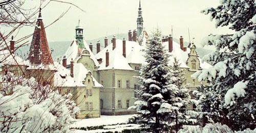 «История в камне» Острог + Луцк+ Таракановский форт на Рождество 2018