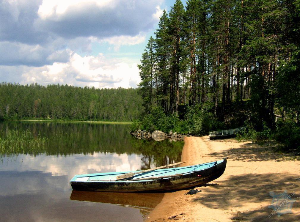 Шацкие озера и Луцк