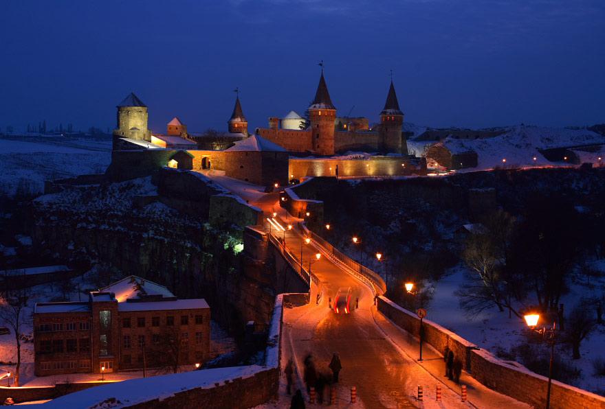 Королевский Каменец Новогодний + Черновцы